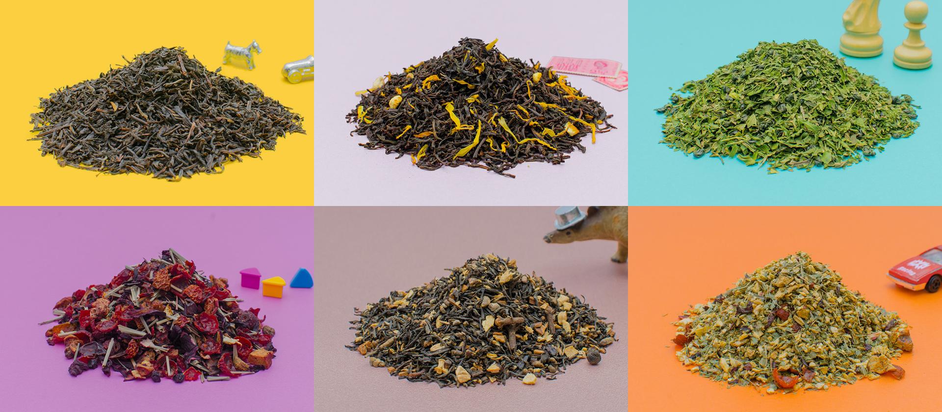{ Brew Tea Co. }